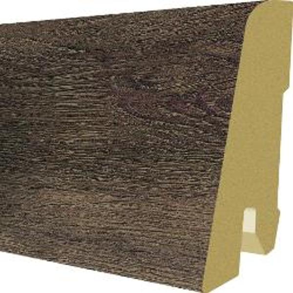 PlintaMDFEgger60x17mm,2,4m,culoareStejarCortonNegru