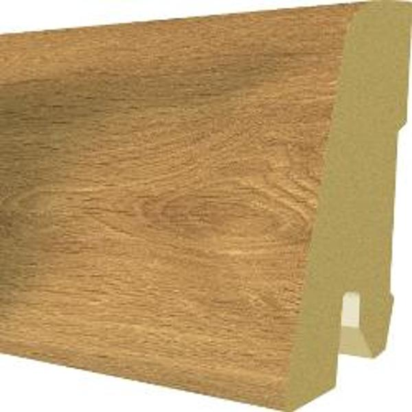PlintaMDFEgger60x17mm,2,4m,culoareStejarBayfordNatur