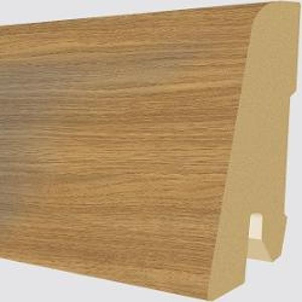 PlintaMDFEgger60x17mm,2,4m,culoareStejarBennettNatur