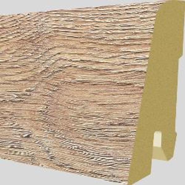 PlintaMDFEgger60x17mm,2,4m,culoareStejarCortonNatur