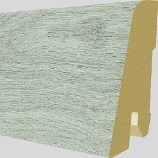 PlintaMDFEgger60x17mm,2,4m,culoareStejarCliftonAlb
