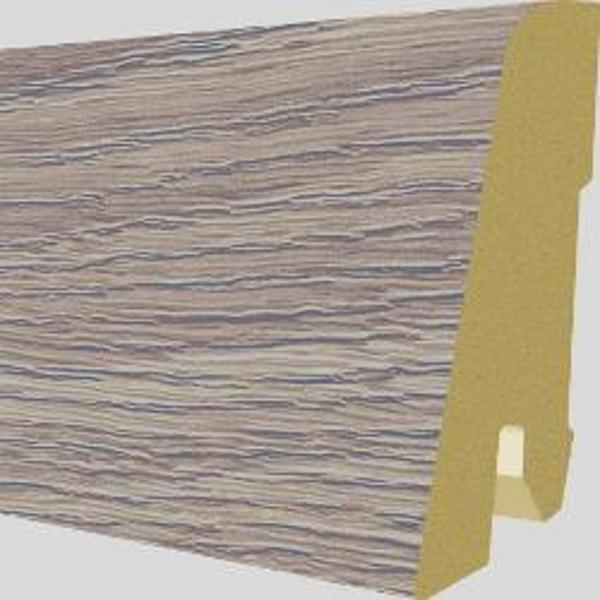 PlintaMDFEgger60x17mm,2,4m,culoareStejarBeltonDeschis