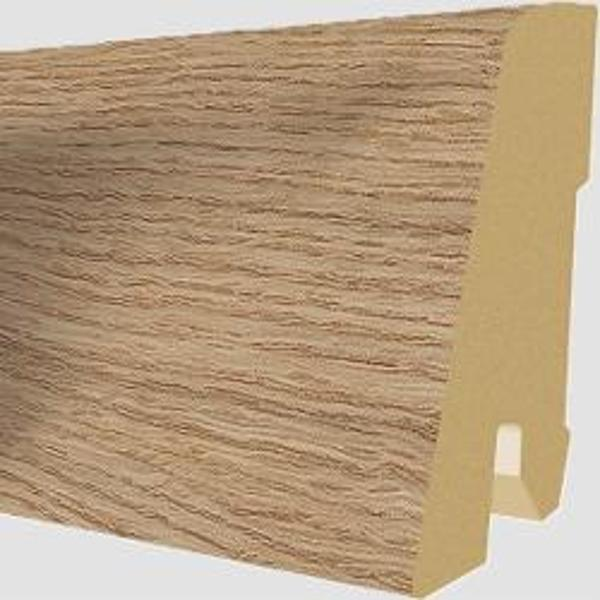 PlintaMDFEgger60x17mm,2,4m,culoareStejarWaldeckNatur