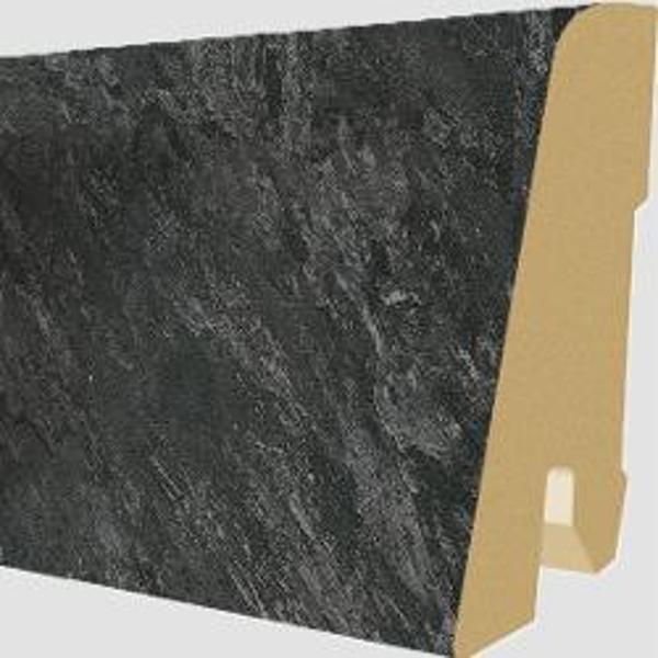 PlintaMDFEgger60x17mm,2,4m,culoarePiatraAdolariNegru