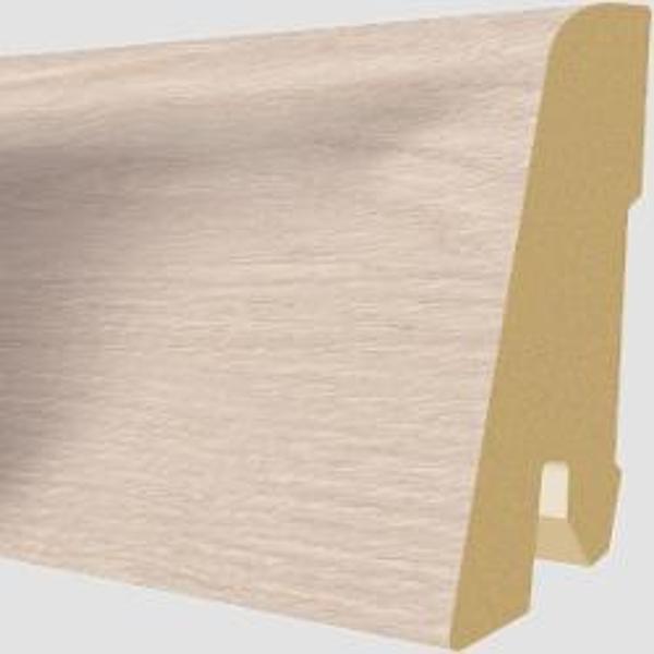 PlintaMDFEgger60x17mm,2,4m,culoareStejarEdingtonDeschis