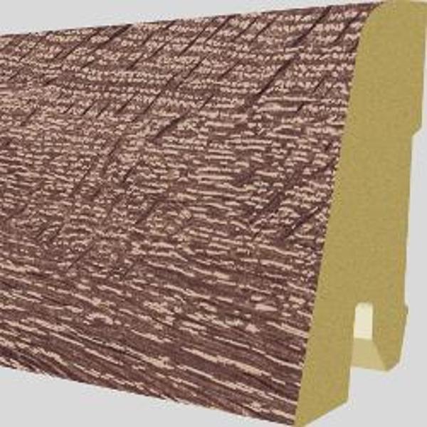 PlintaMDFEgger60x17mm,2,4m,culoareStejarWalthamMaro