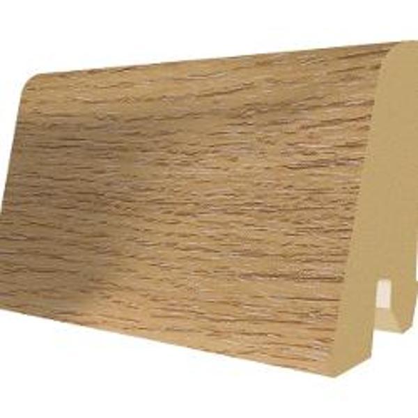 PlintaMDFEgger60x17mm,2,4m,culoareStejarClasicnatur