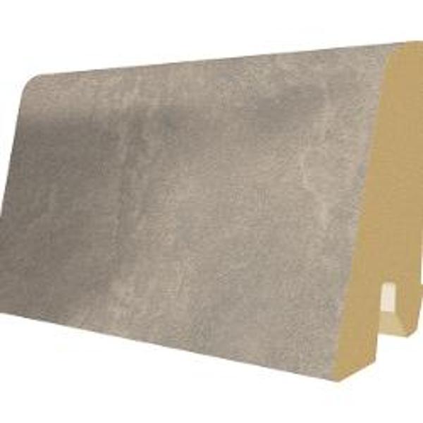 PlintaMDFEgger60x17mm,2,4m,culoareBetonGrideschis