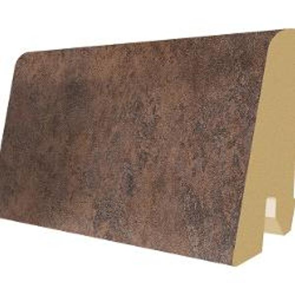 PlintaMDFEgger60x17mm,2,4m,culoareMetalBronz