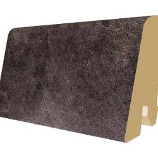 PlintaMDFEgger60x17mm,2,4m,culoareArdezieNeagra