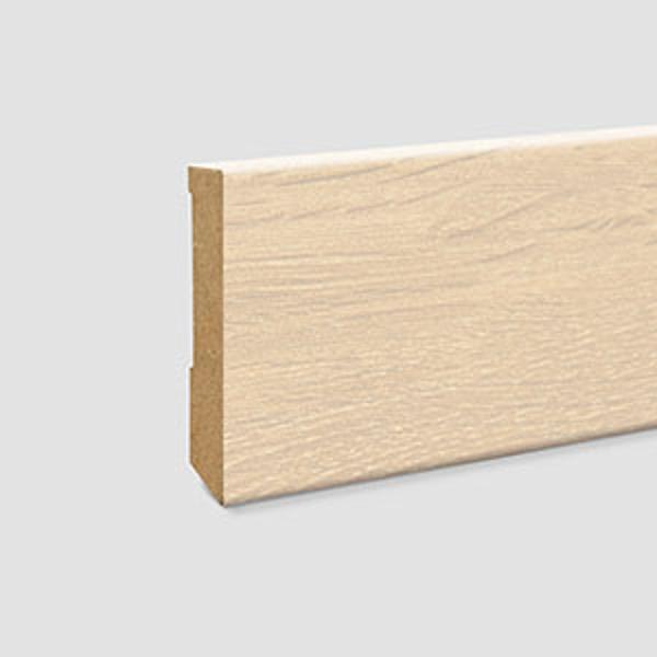 L132_8-Plinta MDF Egger cubica 80x14 mm, 2,4 m, pentru parchet EPL095N