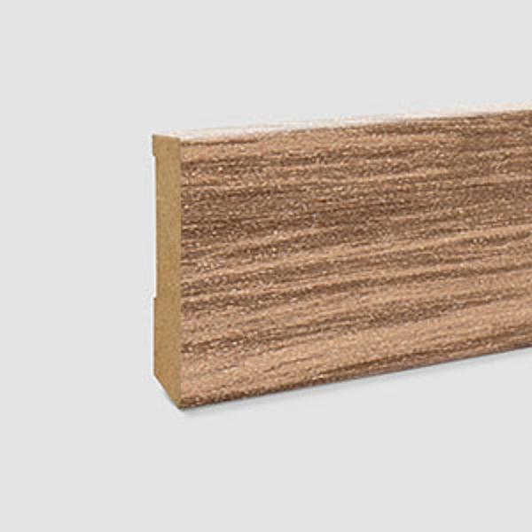 L411-Plinta MDF Egger cubica 80x14 mm, 2,4 m, pentru parchet EPL140