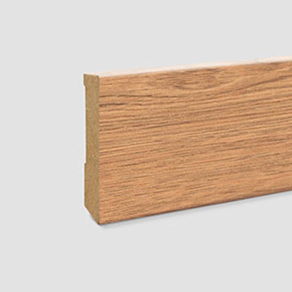 L289-Plinta MDF Egger cubica 80x14 mm, 2,4 m, pentru parchet EPL096/EPL156