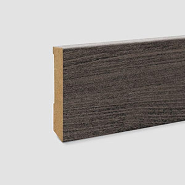 L223-Plinta MDF Egger cubica 80x14 mm, 2,4 m, pentru parchet EPL110