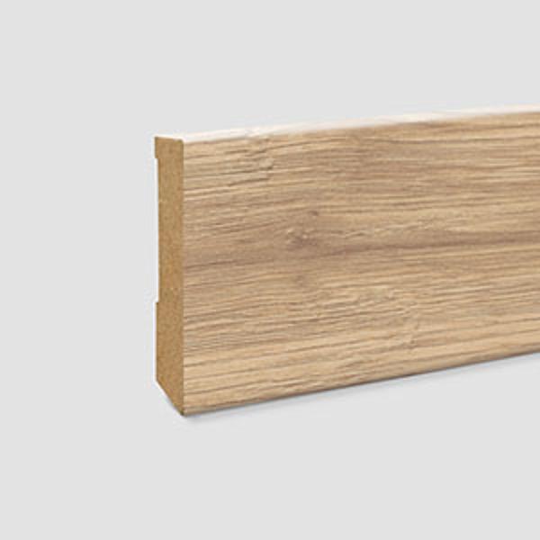 L595-Plinta MDF Egger cubica 80x14 mm, 2,4 m, pentru parchet EPL204