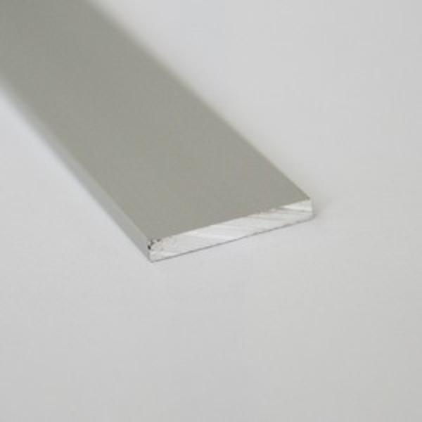 BPL15-Bara plata sau platbanda din aluminiu, 15X2,0mm