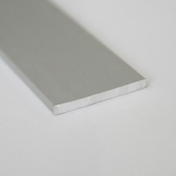 BPL24-Bara plata sau platbanda din aluminiu ,20X4,0mm