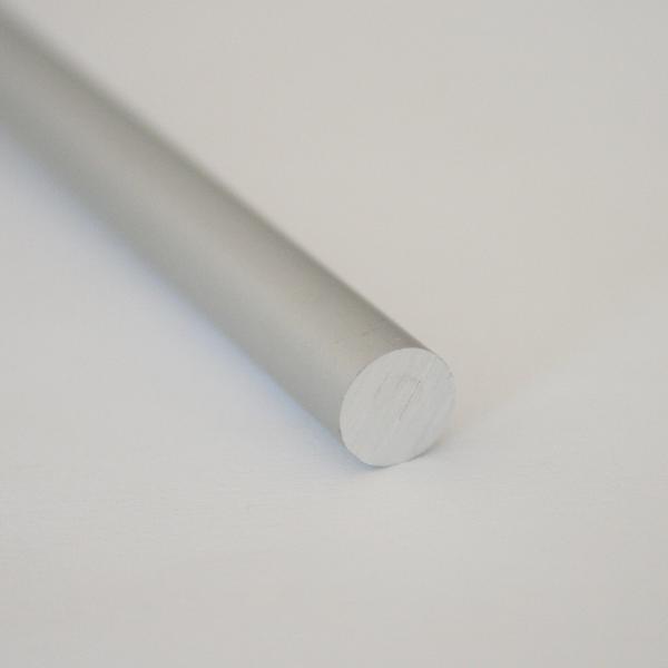 BRP800-Teava rotunda plina din aluminiu,8 mm