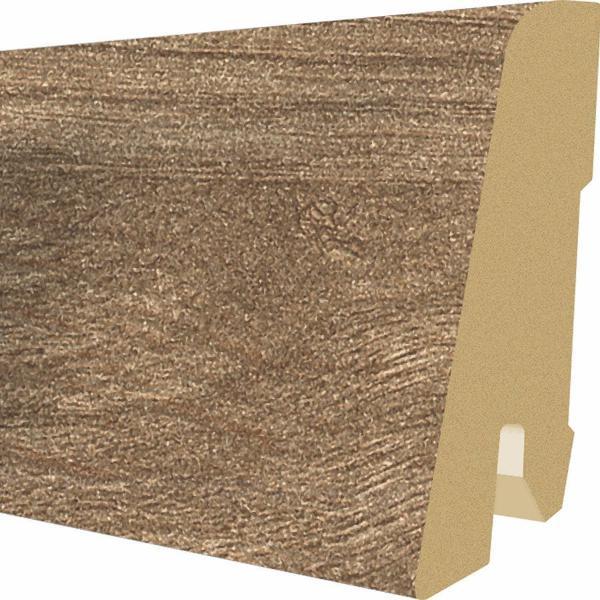 PlintaMDFEgger60x17mm,2,4m,culoareStejarNorthlandmaro