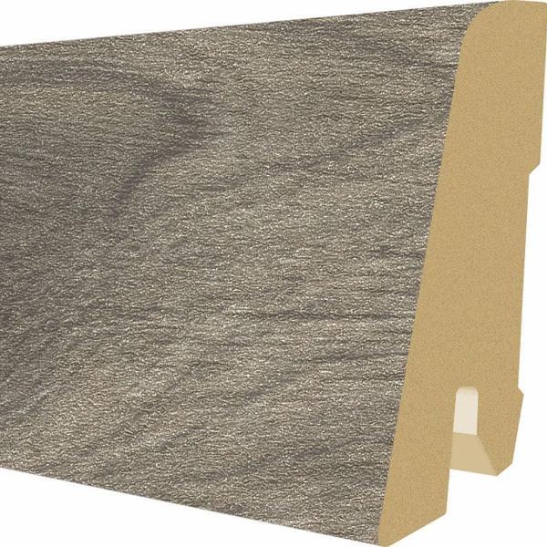 PlintaMDFEgger60x17mm,2,4m,culoareStejarNorthlandgri