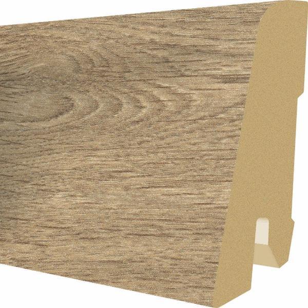 PlintaMDFEgger60x17mm,2,4m,culoareStejarAmmersee