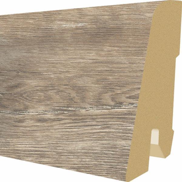 PlintaMDFEgger60x17mm,2,4m,culoareStejarScarlett