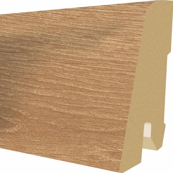 PlintaMDFEgger60x17mm,2,4m,culoareStejarVerdonautentic