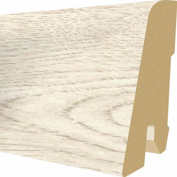 PlintaMDFEgger60x17mm,2,4m,culoareStejarCortinaalb