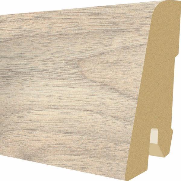 PlintaMDFEgger60x17mm,2,4m,culoareLemnAspen