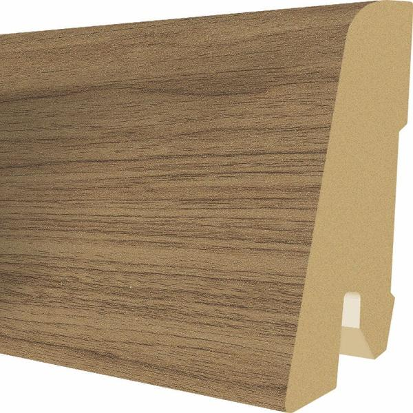 PlintaMDFEgger60x17mm,2,4m,culoareNucHudson