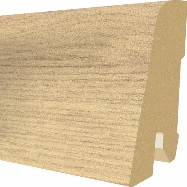 PlintaMDFEgger60x17mm,2,4m,culoareStejarAlberta