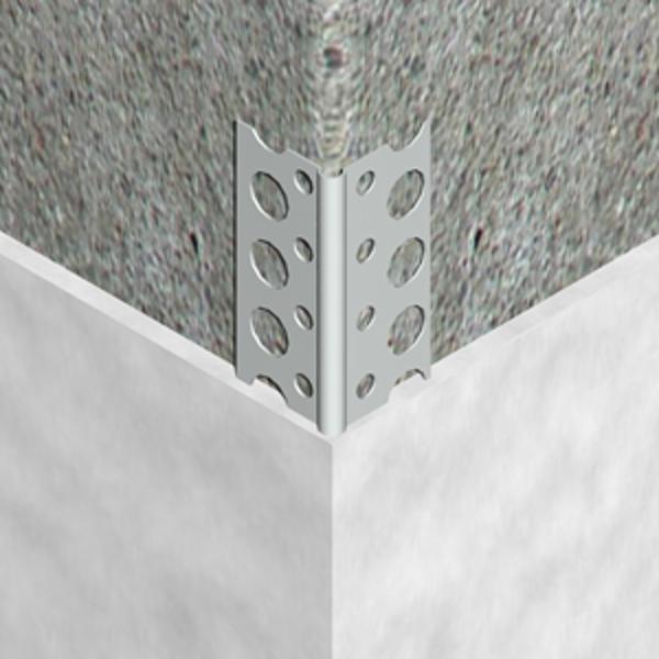 LAT227-Cornier pentru tencuiala din aluminiu eloxat