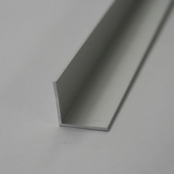 LEA15-Cornier din aluminiu cu laturi egale,15X15X1,0mm