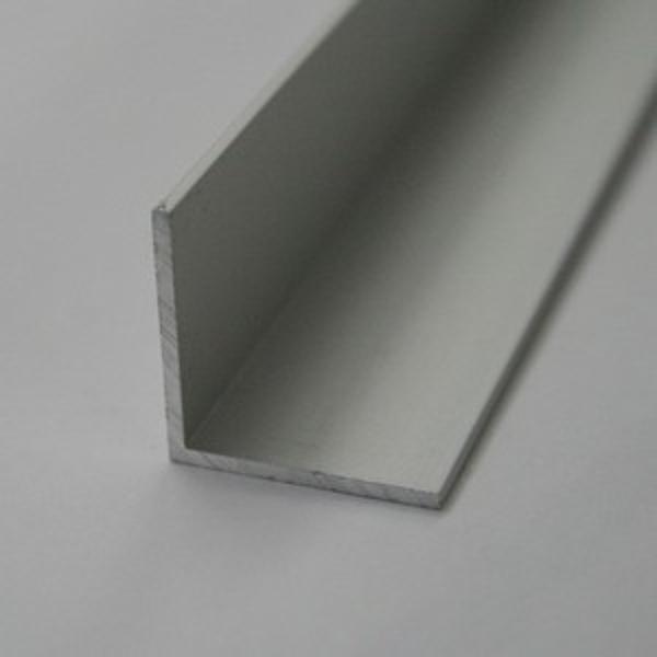 LEA20-Cornier din aluminiu cu laturi egale,20X20X1,2mm