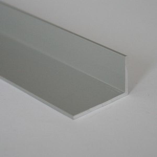 LIA252-Cornier din aluminiu cu laturi inegale,25X20X1,5mm