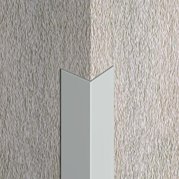 LLA105-Cornier LINECO din aluminiu natural ,20x20mm