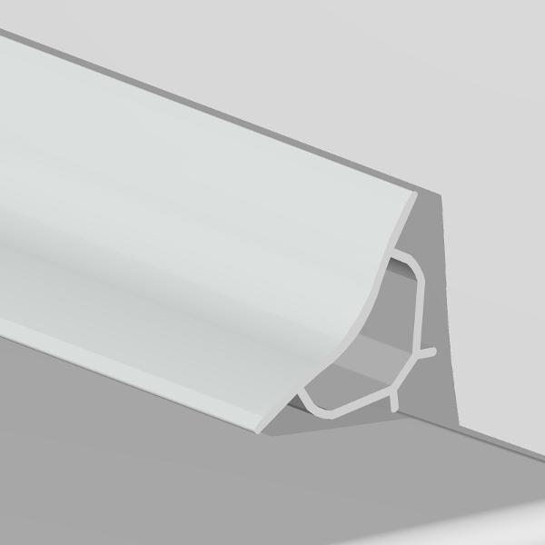 MTS185-Etansator miniconcav din PVC,12x12mm