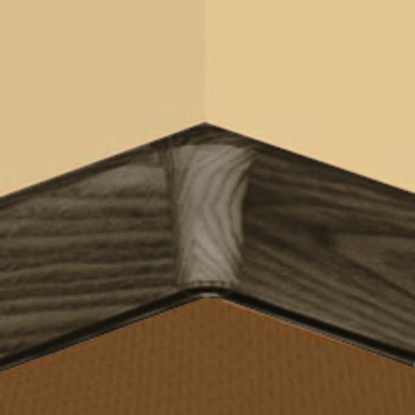 PBY605.244-S4-Set 4 bucati piese colt interior culoare zebrano pentru plinta PBC605