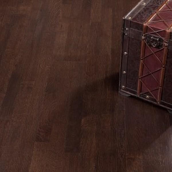 Parchet triplustratificat Polarwood Dark Brown 3S 3 lamele
