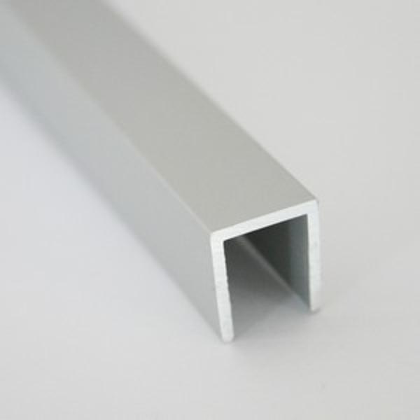 UPA13-Profil U din aluminiu,12X13,5X0,7mm