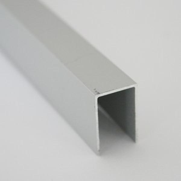 UPA16-Profil U din aluminiu,12X18X1,3mm