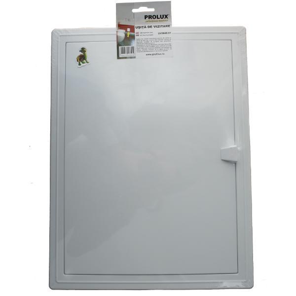 UV3040-Usita de vizitare din PVC,30x40cm