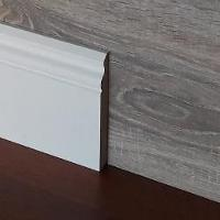Plinta alba din MDF Prolux 120x15mm,2,4m