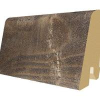 Plinta MDF Egger 60x17 mm, 2, 4 m, culoare Stejar Invechit gri