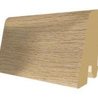 PlintaMDFEgger60x17mm,2,4m,culoareStejarElegantnisip