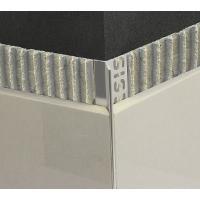 EAD100.91-Bagheta minimalista din aluminiu pt. colt exterior, A=10mm, L=2,5m