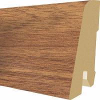 PlintaMDFEgger60x17mm,2,4m,culoareNucMansonia