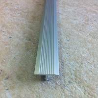 TLS-Profil T striat din aluminiu eloxat 18mm
