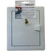 UV1520-Usita de vizitare din PVC, 15x20 cm
