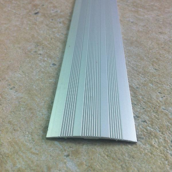 LSG40-Trecere LINECO striata din aluminiu eloxat40mm